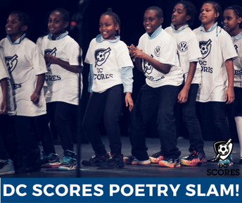 Attention all 3-5th Grade Families: Browne EC is proud to partner with DC SCORES this Fall