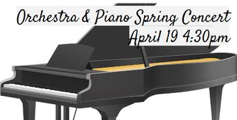Orchestra & Piano Concert