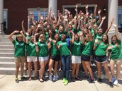 BCA senior Mary Grace Mancuso had a blast at Girls State this summer! Girls State is a summer leadership and citizenship program for high school juniors