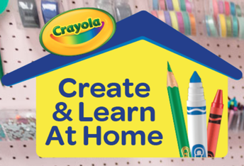 Crayola Create & Learn at Home