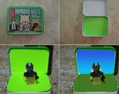 Pocket Green Screen