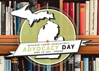 Virtual Michigan Library Advocacy Day - April 20, 2021