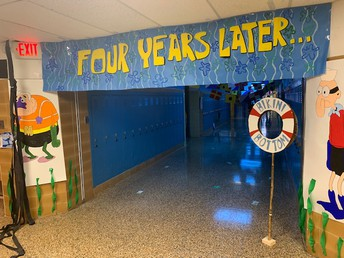 Senior Hallway