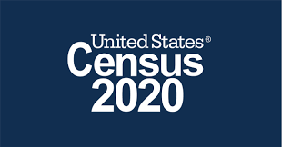 Census 2020- YOU COUNT! Please complete.