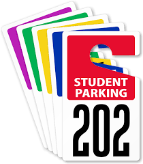 Student Parking Passes