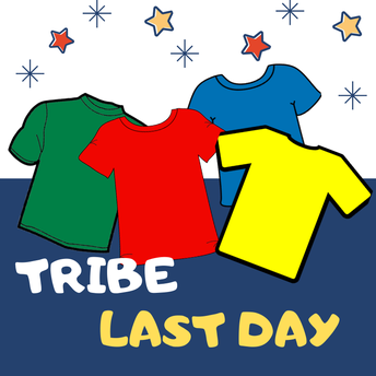 Friday 19th June - Tribe Shirt Dress Down Day