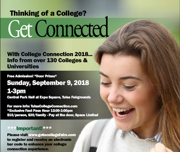 Link to College Fairs