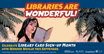 Get Your Free Library Card and Go Places!