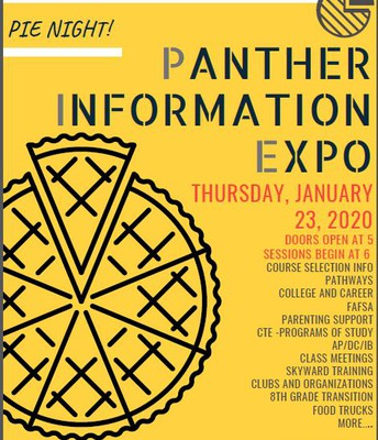 PIE NIGHT! - Panther Information Expo