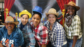 Country Western Day at Jemison/McNair