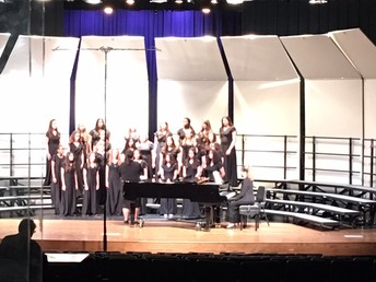 DMS Non Varsity Treble Choir