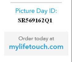 Picture retakes are tomorrow 11/5