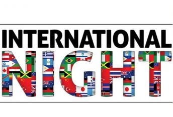 International Night is Coming