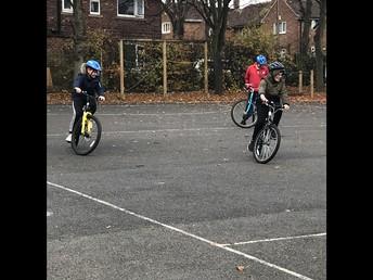 Bicycle Proficiency Test