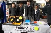 Strike Vinyl