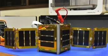 CubeSat Expected to Launch in May