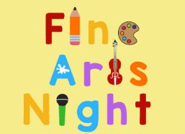 FAMILY EVENT - COLOR YOUR WORLD WITH FINE ARTS