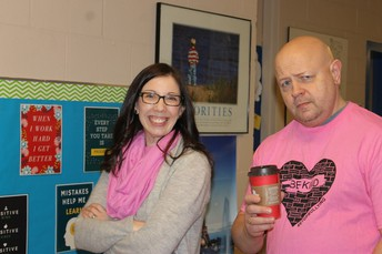 Ms. Doyle and Mr. Connolly