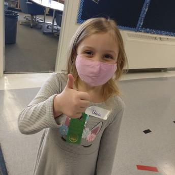 Masking Helps