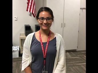 Staff Spotlight:  Mrs. Arredondo