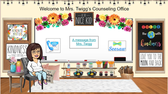 Mrs. Twigg's Elementary Office