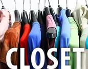 Elk's Coat Closet