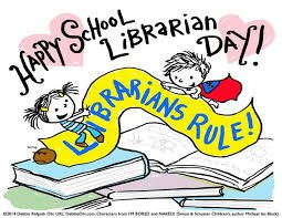 We LOVE our Librarians!