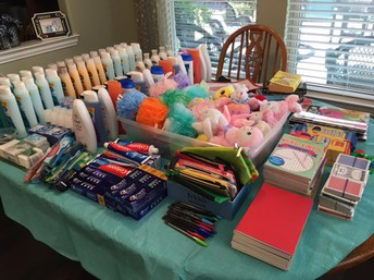 Items Donated by Classic Women