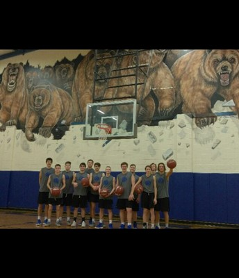 Varsity Bears'Basketball