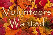 Fantastic Friday Needs Fabulous Volunteers