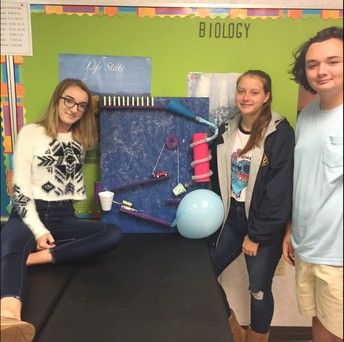 Rube-Goldberg Projects