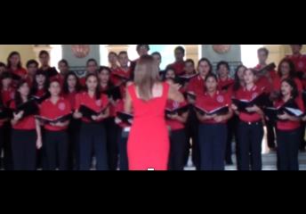 Cantata Navideña, de 11:30 a 12:00