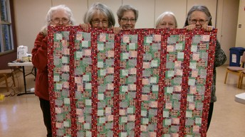 Quilting Enthusiasts Meet - Join us!