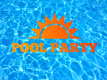 Pool Party this Wednesday