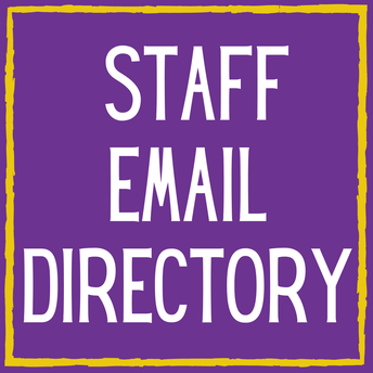Staff Email Directory