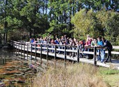 6th Grade Field Trip to the Texas Freshwater Fish Hatchery