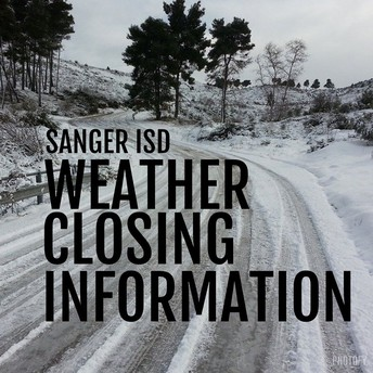 Weather Closing Information