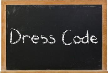 Wedgwood Dress Code Reminder