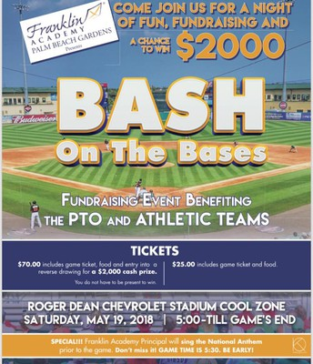 Bash on the Bases, May 19th