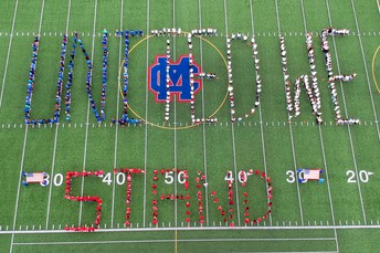 A very successful Patriot Day Activity to commemorate the victims of 9/11