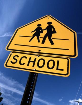 Watch for School Zones