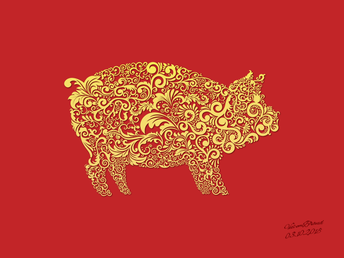 Join Our Chinese New Year Celebration: Thursday, February 14th from 8:10-9:00am