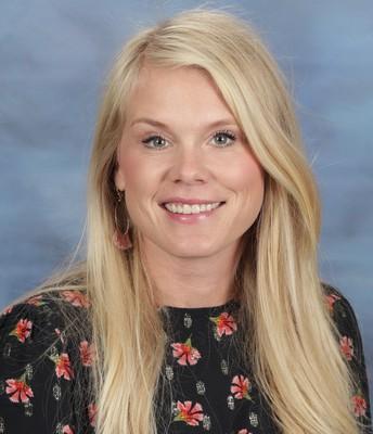 Mrs. Ek - 1st Grade Teacher