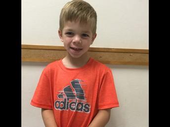 Tyler - 1st Grade