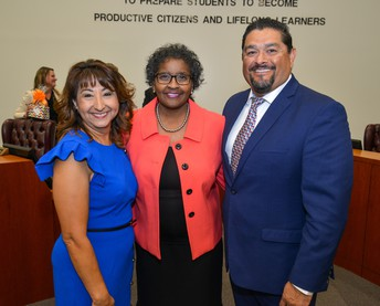 Galena Park I.S.D. Welcomes Two New Board Members