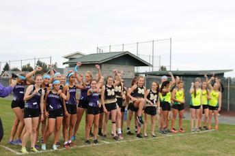 Athletes recognize suicide prevention month