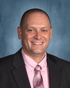 Welcome JHS Principal Tim Pletcher!