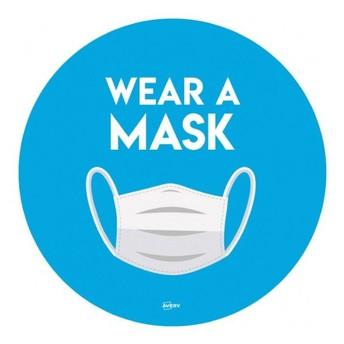 Por favor use una mascara