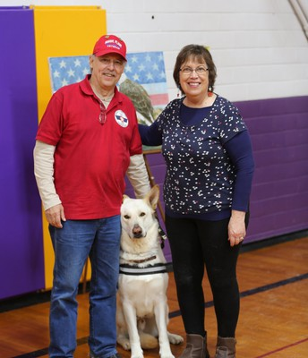 Bruce, Mary, and Oden Torkelson