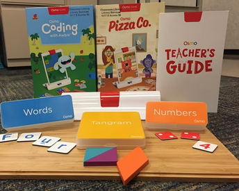 Osmo Classroom and Coding Kit